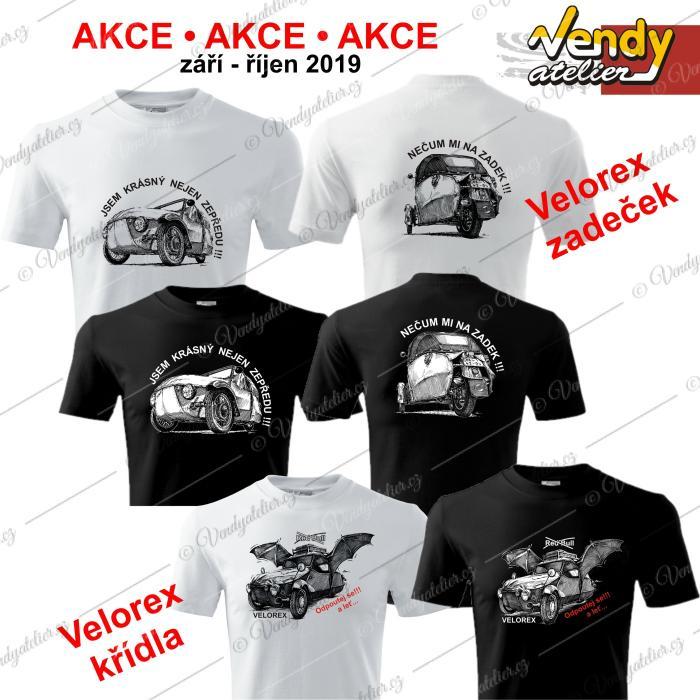 Velorex triko - AKCE