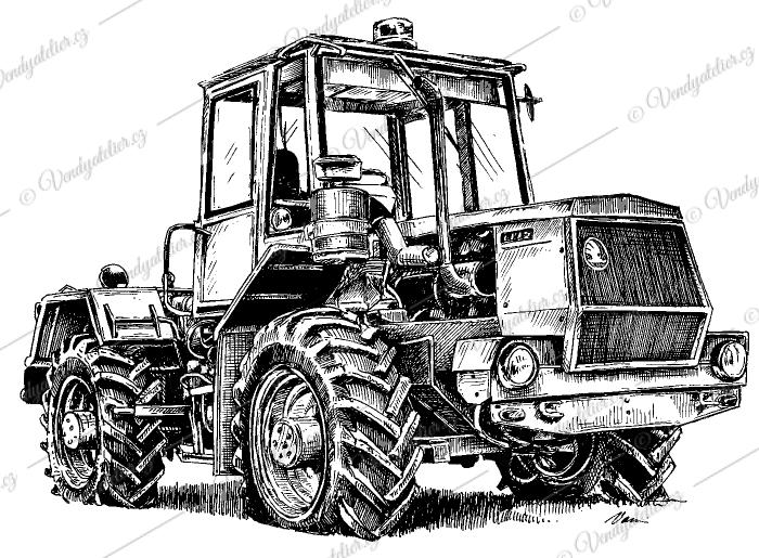 ŠT 180 - Liaz Škoda