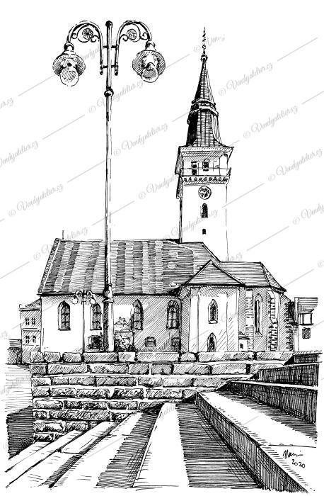 Jemnice - náměstí