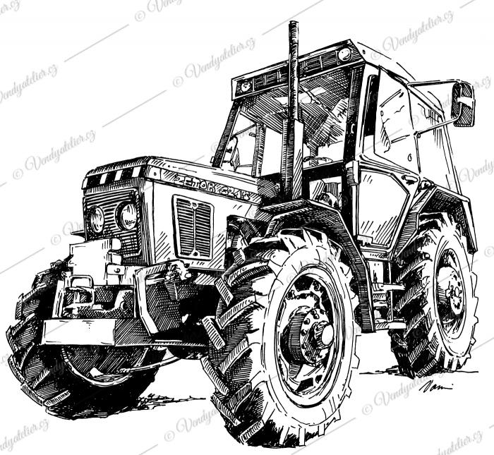 Zetor 6245