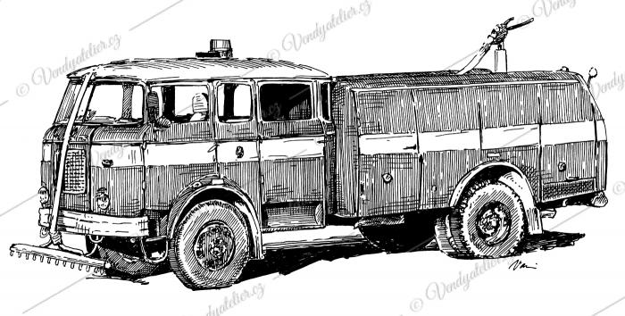 Škoda 706 RTH