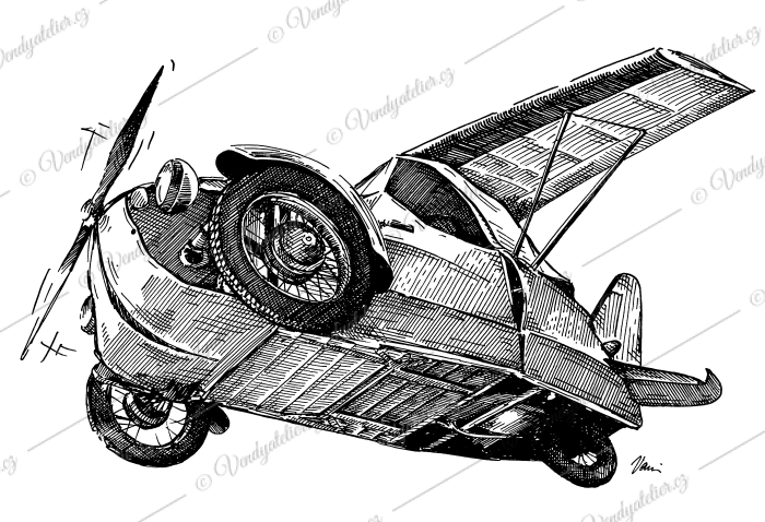 Velorex má křídla