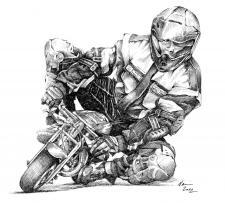 mini bike, motorka, malá motorka, motocykl