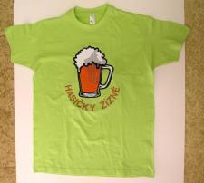 Hasičky žízně - triko