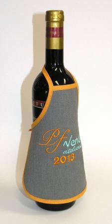 Reklamní návlek na lahev