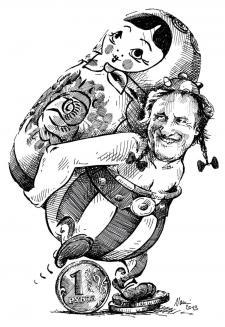 """Gerard Depardieu v zemi """"zázraků"""""""