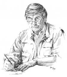Vladimír Suchánek - akademický malíř