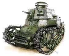 Lehký tank T-18