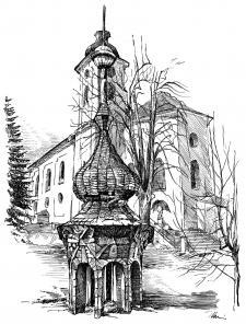 Mnichov – historická obec západních Čech