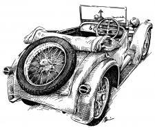 Aero - rok výroby 1930