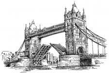 Londýn - London Bridge