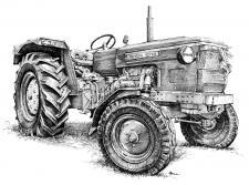 Zetor 6718