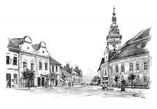 Moravské Budějovice - 1928