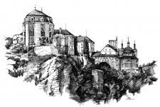 Vranov nad Dyjí - zámek