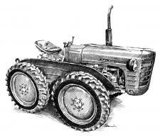 Zetor 2041