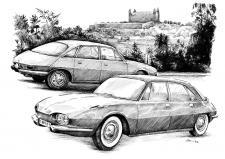 Tatra 603 X