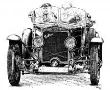 Wikov 7/28 Sport roadster - 1929