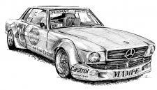 Mercedes-Benz AMG 450 SLC
