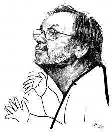 Pavel Hanák - karikaturista
