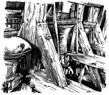 ROVENSKÁ ZVONICE - obrácené zvony