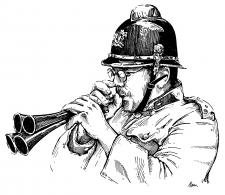 Hasičská trumpeta