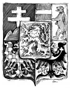 První republika - znak