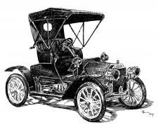 Autoveterán - Ford T