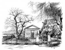 Lichtensteinská hrobka, Moravský Krumlov