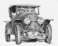 Auto veterán