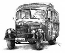 Autobus Praga