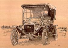 Autoveterán Ford T