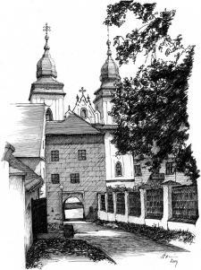 Třebíč - bazilika sv. Prokopa