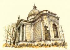 Hrobka Palaviciů, Jemnice