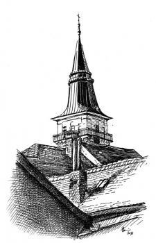 Jemnice - věž