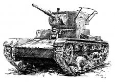 Sovětský tank T26