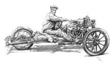 Průkopník motorizmu