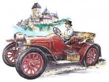 Kolowratův vůz - Laurin a Klement