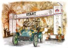 Nejstarší automobilový závod na světě Londýn – Brighton