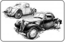 Citroen Traction Avant - 1934