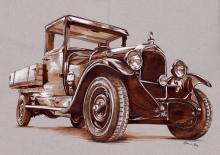 Citroën CW 240 NG z roku 1928