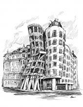 Tančící dům