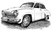 Wartburg 311/1000