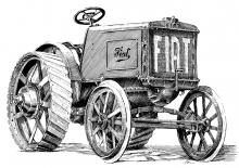 Fiat 703 traktor