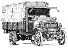 Daimler 1915