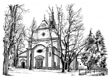 Moravské Budějovice, Chrám sv. Jiljí