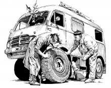 T805 - Hanzelka a Zikmund