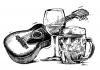 Pivo - víno - kytara