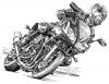 Yamaha motocykl