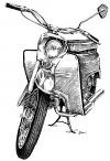 Jawa 50/20 Pionýr