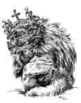 Český lev - symbol republiky